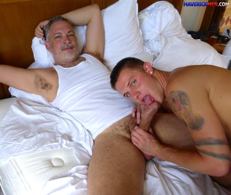 Maverick-Men-Cody-Muscle-Twink-Taking-Hairy-Muscle-Daddy-Cock-Bareback-Amateur-Gay-Porn-6 Muscle Twink Taking Two Hairy Daddy Muscle Loads Bareback