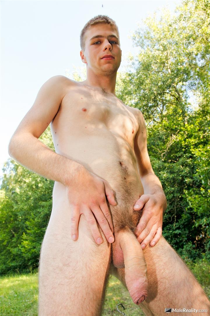Male-Reality-Thomas-Fiaty-and-Dave-Cook-Twinks-With-Huge-Uncut-Cocks-Fucking-Amateur-Gay-Porn-03 Hairy Leg Twink With A Big Uncut Cock Getting Fucked