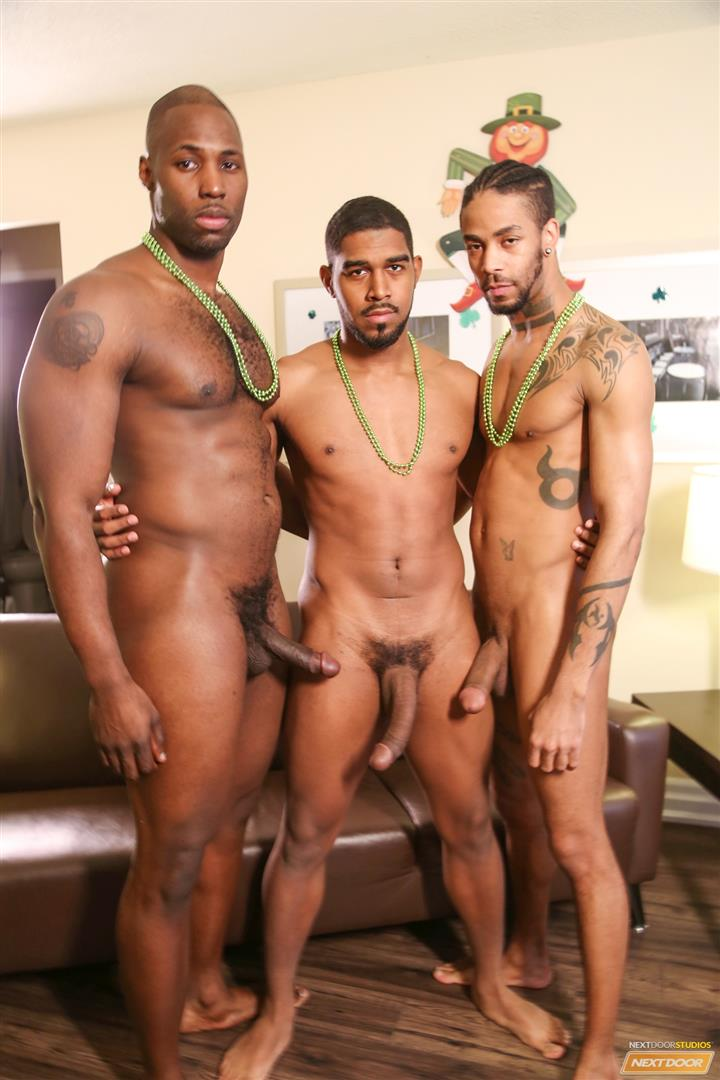 Medical Ebony Threeway Fuck