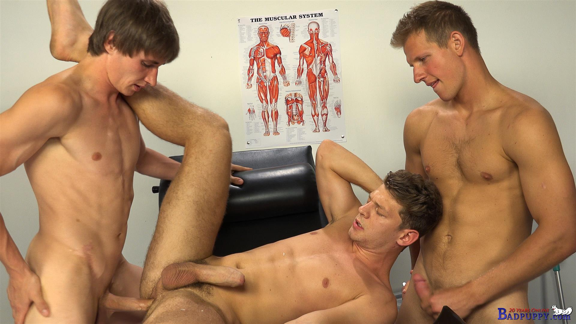 Badpuppy Dave Cargo and Robin Valej and Rosta Benecky Uncut Cock Bareback Amateur Gay Porn 33 Czech Twinks Playing Doctor With Their Bareback Uncut Cocks