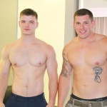 Active-Duty-Jeremy-Diesell-and-Ivan-Muscular-Army-Guys-Barebacking-Amateur-Gay-Porn-04-150x150 Straight Muscular Army Buddies Sharing A First Time Bareback Fuck