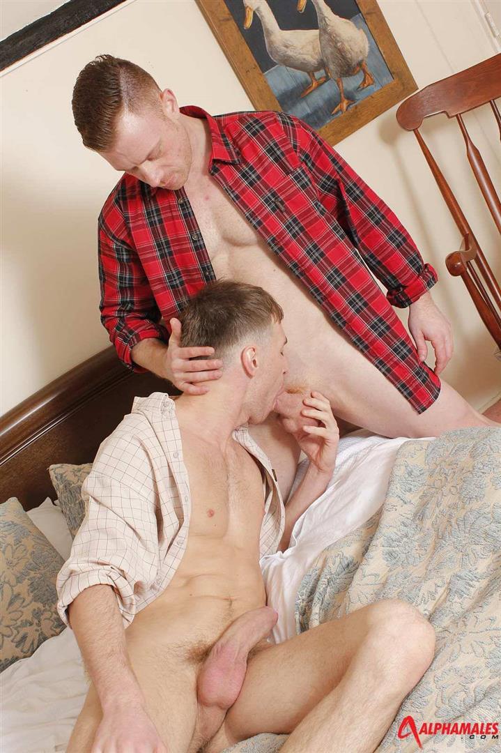 Alphamales-Kayden-Gray-and-Saxon-West-Big-Uncut-Cock-Redhead-Amateur-Gay-Porn-12 Kayden Gray Fucking Beefy Redhead Saxon West With His Big Uncut Cock