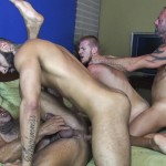 Raw-Fuck-Club-Vic-Rocco-and-Rikk-York-and-Billy-Warren-and-Job-Galt-Bareback-Daddy-Amateur-Gay-Porn-07-150x150 Four Hairy Muscle Daddies In A Bareback Fuck Fest Orgy