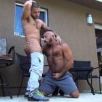 Dudes-Raw-Alessio-Romero-and-Mario-Cruz-Bareback-Muscle-Daddy-Latino-Amateur-Gay-Porn-15-150x150 Muscle Daddy Alessio Romero Gets Bred By Mario Cruz