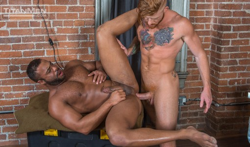 TitanMen-Micah-Brandt-and-Bennett-Anthony-Interracial-Muscle-Hunks-Flip-Fucking-Amateur-Gay-Porn-26