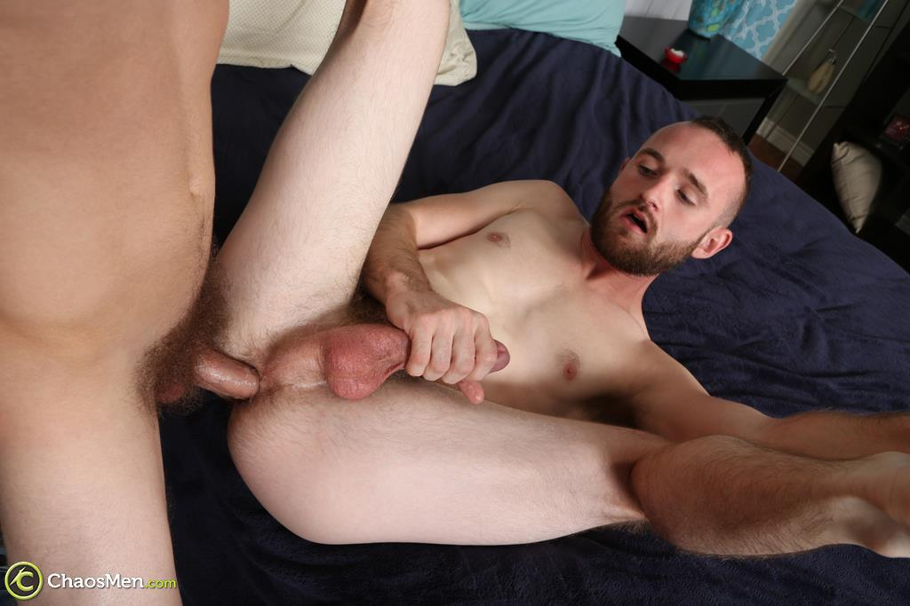 Chaos-Men-First-Time-Bareback-Flip-Fucking-Big-Cocks-Free-Video-41 Introducing A Big Dick Young Stud To Bareback Flip Fucking